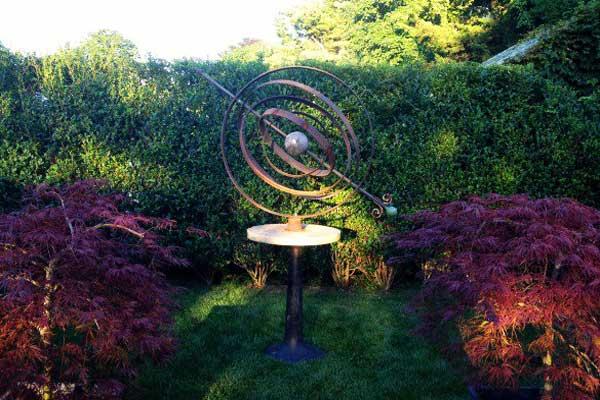 Metal Garden Sculptures USA